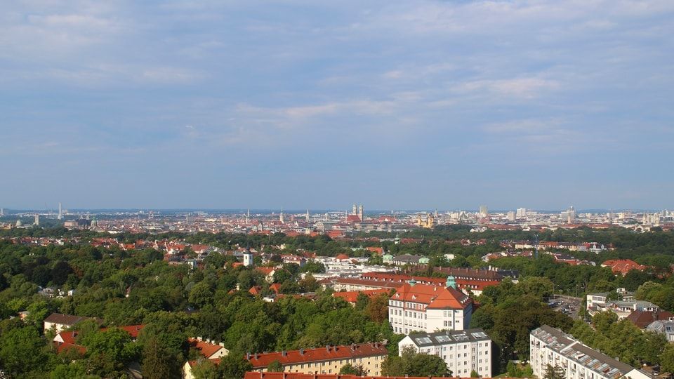 Munich Cam Live View